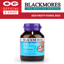 Blackmores Kids Fruity Fishies 30SG