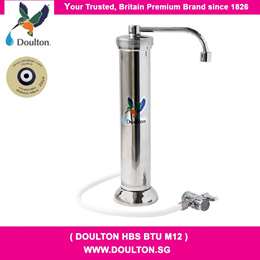 Doulton HBS Biotect Ultra SS Healthy Minerals Water Filter System Water Filter