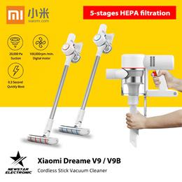 2019 NEW Xiaomi Dreame Dreame Hair Dryer   V9/ V9B Vacuum Cleaner Handheld Cordless Stick Aspirator