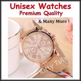 ★ Unisex Watches ★ Women Men Students Children School Kids Adult Ladies Fashion