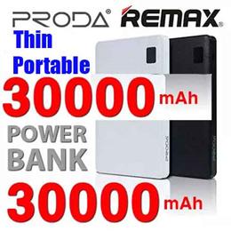 AUTHENTIC REMAX PRODA 30000mAh ★big capacity