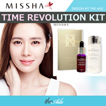 [Lowest Price in Qoo10] Missha Best seller trial kit x 3ea  / New Generation 3rd Time Revolution/