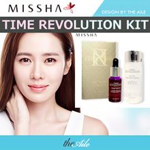 [Missha]Best seller trial kit  / New Generation 3rd Time Revolution/Free shipping