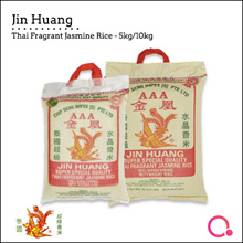 [Chip Seng Impex] Jin Huang - 5KG/10KG THAI FRAGRANT RICE!| QUALITY RICE!