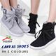 Qoo10 - 2017 Canvas shoes breathable shoes slip lace women ...