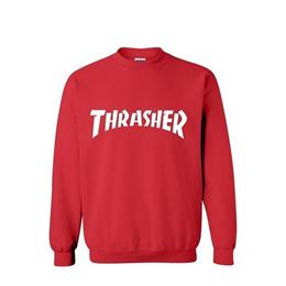 f41f22190177 2014 2015 sping-autumn-winter famous skateboard brand thrasher sports man pullover  hoodies sweatshir