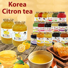 [SG Local Delivery] ◆ Korean Bottle Tea ◆ Honey Citron Lemon jujube Tea Potion Capsule portion