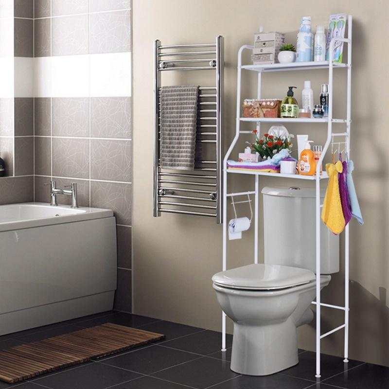 Bathroom Toilet Shelves