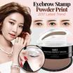 SHEZI Eyebrow Stamp Powder Print  | STAMPEL ALIS