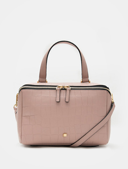 RAVENOVA FENICE Medium Tote Bag - Light Pink