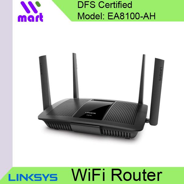 Linksys EA8100-AH Max-Stream ™ AC2600 MU-MIMO Router WiFi Gigabit (Lokal)