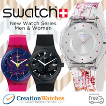 [CreationWatches] Brand New Swatch Series For Mens  Womens - 100% Authentic
