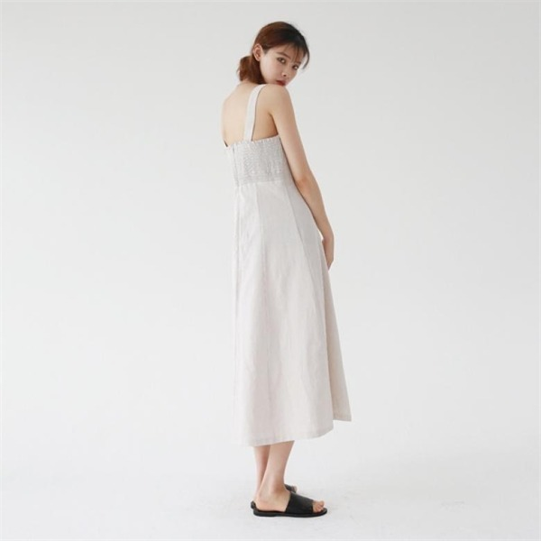 デイリー・マンデーSmoke sleeveless onepieceワンピースnew ロング/マキシワンピース/ワンピース/韓国ファッション