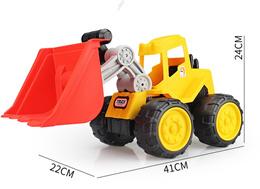 Children Kids Construction Toys Vehicles Big Size Beach Toys
