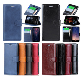 Huawei Honor 9i/Honor 9/Honor 9 Lite Business Leather Flip Case 24816