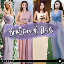 Premium Bridesmaid Dress | Wedding Sisters Dress | Mini Gown | Bridal Dress