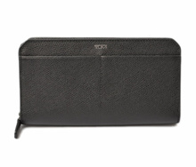 Tumi purse TUMI wallet / round fastener formula CAMDEN 011871D black unused [pre]