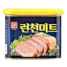 Korea CAN HAM Luncheon Meat 340G