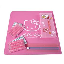 Mini Hellokitty Mahjong portable Small Travel Mahjong set Mahjiang tiles with table traditional chinese family game