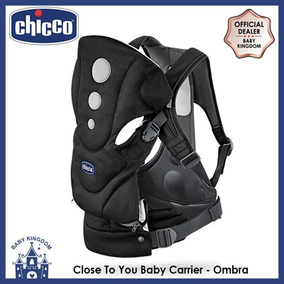 Chiccochicco Close To You Baby Carrier Ombra