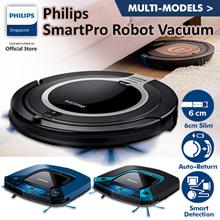 PHILIPS SmartPro Robot Vacuum Cleaner FC8792 | FC8794 | FC8710 | FC8776 | FC8822