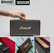 MARSHALL Stockwell Wireless Bluetooth Speaker Subwoofer Stereo Bluetooth Speaker