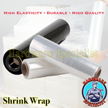 Good Quality Pallet Wrap / Clear Film / Pallet Film / Stretch Film [CHEAPEST IN QOO10]