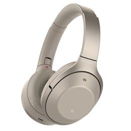 Sony WH-1000XM2 Gold Wireless Noise-Cancelin
