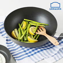★ Launching Event ★ Hard and light wok / Cookware / IH (Induction Heating) option / 18-32cm 5 option