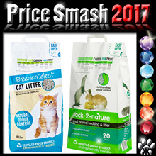 * PriceSmash * recycled paper animal bedding and litter