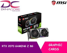 Msi RTX 2070 gaming Z 8G graphic card