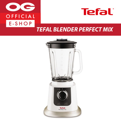 Qoo10 tefal blender perfect mix bl8011 kitchen dining for Kitchen perfected blender