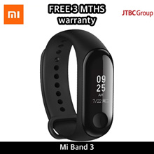 Xiaomi Mi Band 3 Smart Watch | Fitness Watch | READY STOCKS | 3 MONTHS FREE WARRANTY!