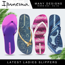 !!!12.12 MEGA SALE!!!★AUTHENTIC IPANEMA SLIPPERS★IPANEMA SLIPPERS LATEST MODEL★