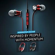 Sennheiser Momentum In-Ear Wireless / Wired Earphone | Sennheiser On-Ear G