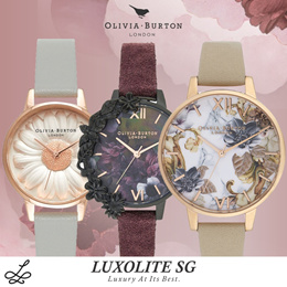 OLIVIA BURTON WOMEN WATCH SERIES