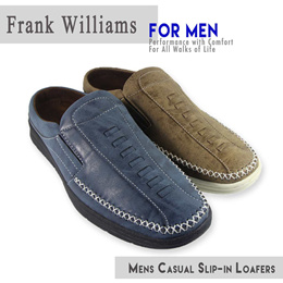 PU Mens Casual Half Shoe ♠ C-5066 ♠ Premium Quality and Workmanship ♠ Size 39-45 ♠ Local Seller ♠