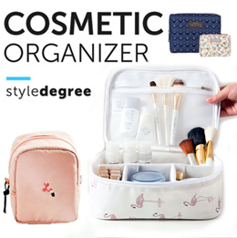 ❤️ MUST-HAVE POUCHES 😍! Travel Cosmetic Pouch Organiser Organizer Bag Bags Holder Cover ladies!
