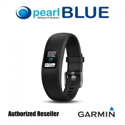 Garmin vivofit 4 - Black (S/M) | Activity Tracker with 1+ Year Battery Life
