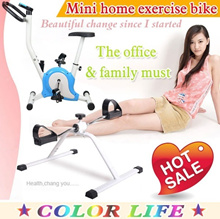 New mini home exercise bike/Magnetic control bicycle/Fitness equipment/Indoor bike/Leg trainer