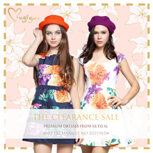 Mugigae ♥ The Summertime Sale ♥ XS to XL