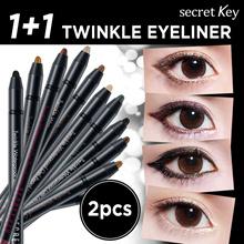 4days only $8.9!! 【Secret Key】 💘1+1💘 Twinkle gel pencil Eyeliner / Waterproof / Long lasting