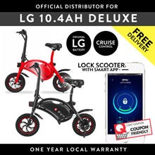 ⚡Coupon Friendly ⚡Authorized DYU Distributor E-Scooter⚡