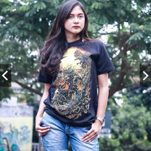 Quick View Buka JendelaWishMasukkan ke keranjang. rate:0. Culture Hero   Kaos Distro Keren Budaya Indonesia: ...