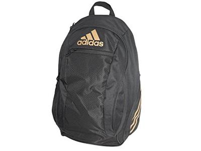 c9aefef2e8ca Qoo10 - Adidas ESTADIO IV BACKPACK - Black Gold