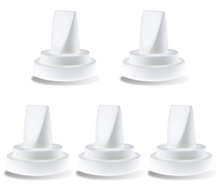 [NENESUPPLY] N010-5V - NeneSupply 5 Count Duckbill Valves. Suitable for Medela Breastshields and Nen