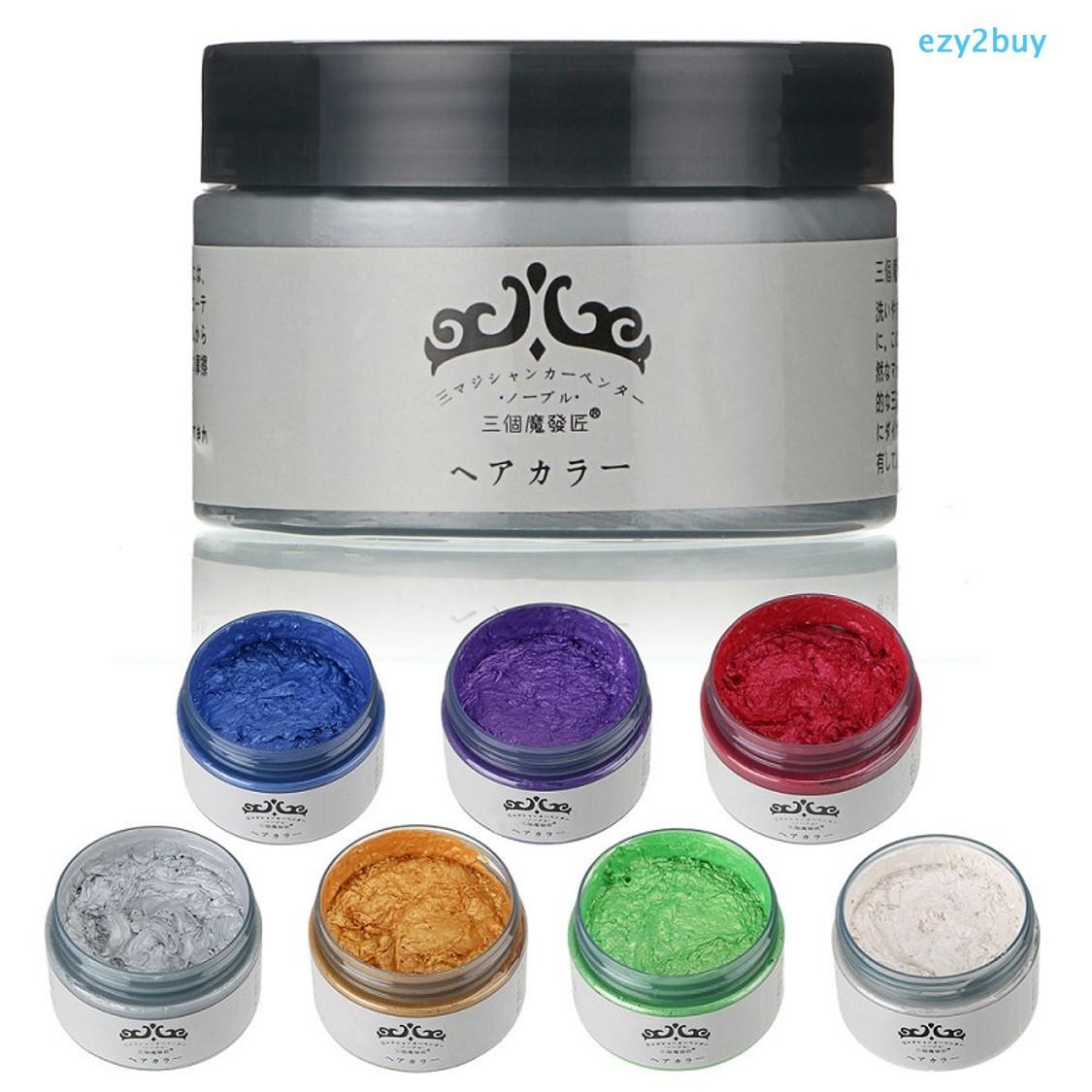 Pomade Warna Suavecito Hair Coloring Colour Color Clay Wax Non 15gram Blue Free Comb Daftar Update Harga Terbaru Indonesia