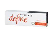 Johnson and Johnson 1-Day Acuvue Define Natural Shine (30pcs/box) PWR 0.00 ~ -5.00