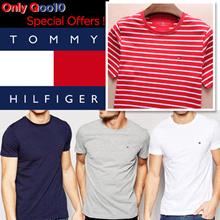 tommy hilfiger  100% Authentic ★Men's T-Shirt/  Men / Women / Free Shipping