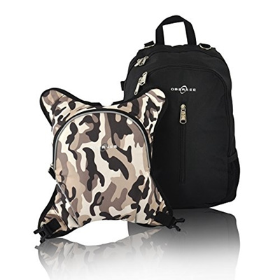 Qoo10 Obersee Rio Diaper Bag Backpack